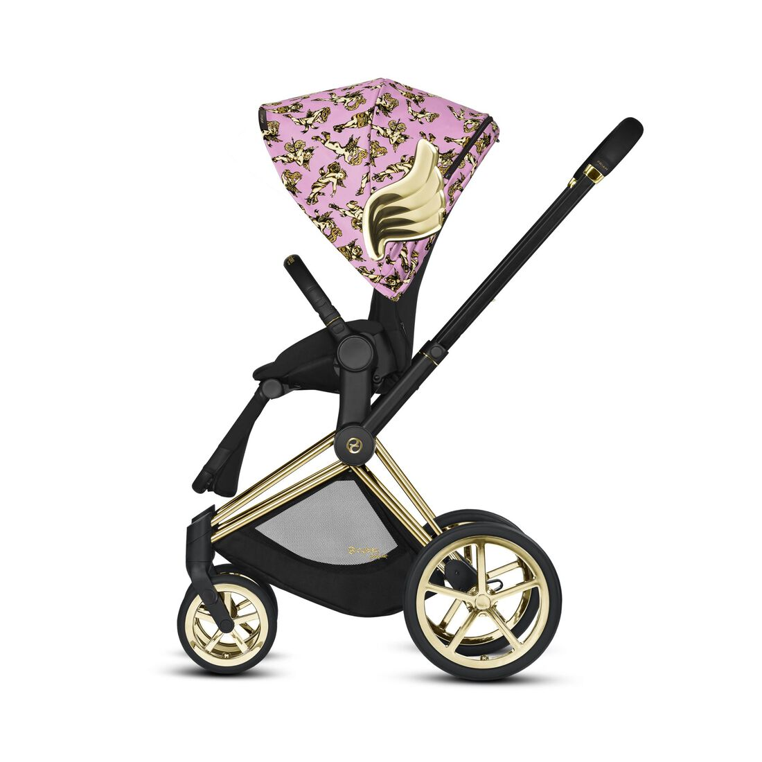 CYBEX Priam Jeremy Scott - Cherubs Pink in Cherubs Pink large Bild 3