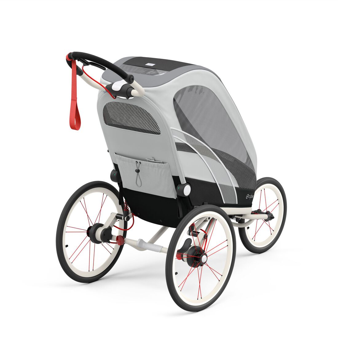 CYBEX Zeno Seat Pack - Medal Grey in Medal Grey large image number 5