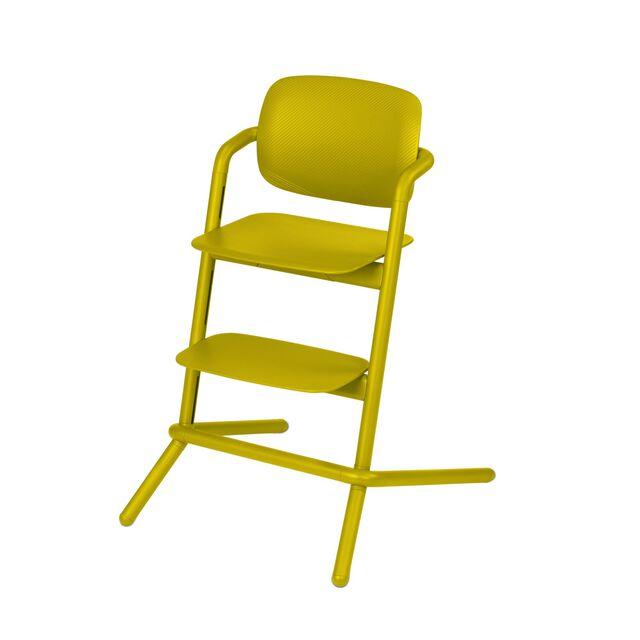 Lemo Hochstuhl - Canary Yellow (Plastic)