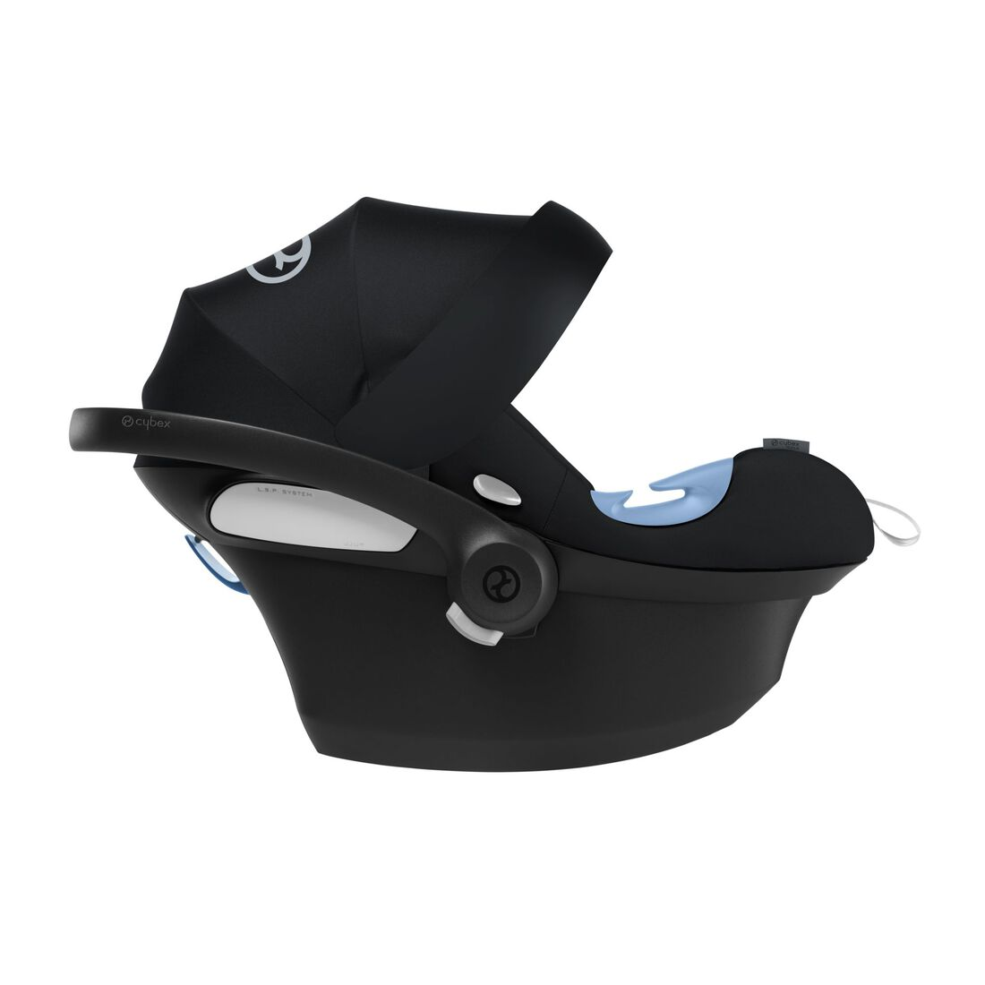 CYBEX Aton M i-Size - Deep Black in Deep Black large image number 5