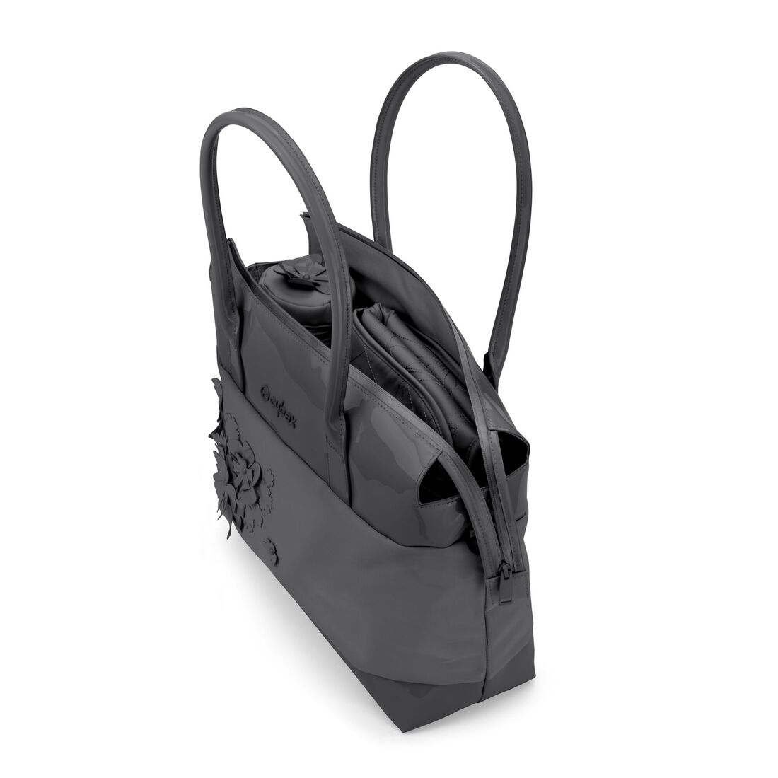 CYBEX Changing Bag Simply Flowers - Dream Grey in Dream Grey large image number 2