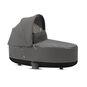 CYBEX Priam Lux Carry Cot - Soho Grey in Soho Grey large Bild 1 Klein