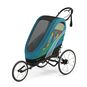 CYBEX Zeno Seat Pack - Maliblue in Maliblue large image number 2 Small