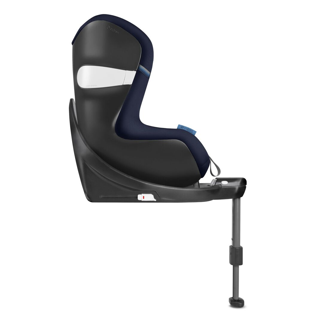 CYBEX Sirona M2 i-Size and Base M - Navy Blue in Navy Blue large image number 3