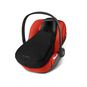 CYBEX Footmuff Z - Stardust Black in Stardust Black large image number 2 Small