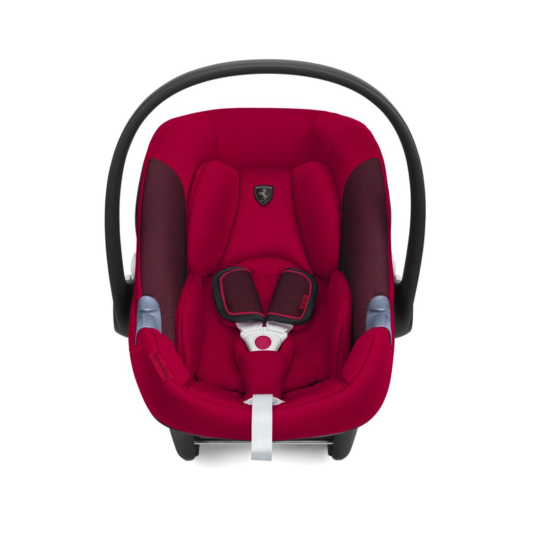 CYBEX Aton M i-Size - Ferrari Racing Red in Ferrari Racing Red large image number 2
