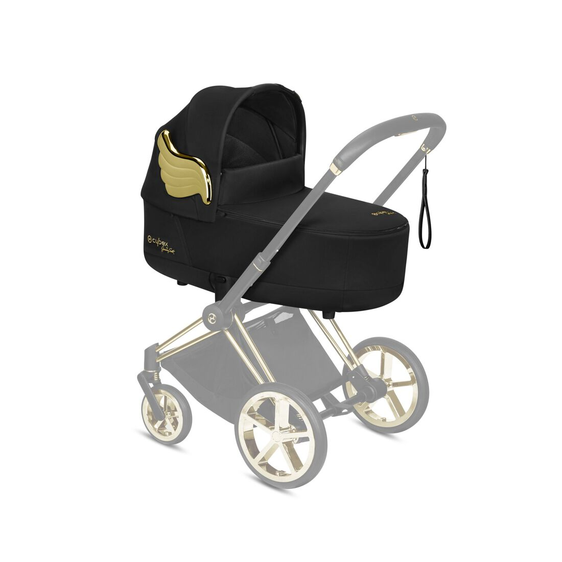 CYBEX Priam Lux Carry Cot - Wings in Wings large Bild 4