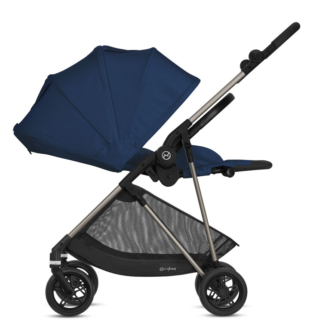 CYBEX Melio - Navy Blue in Navy Blue large image number 4