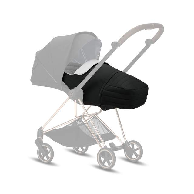 Lite Cot - Deep Black