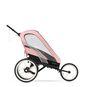 CYBEX Zeno Rahmen - Schwarz mit pinken Details in Black With Pink Details large Bild 4 Klein