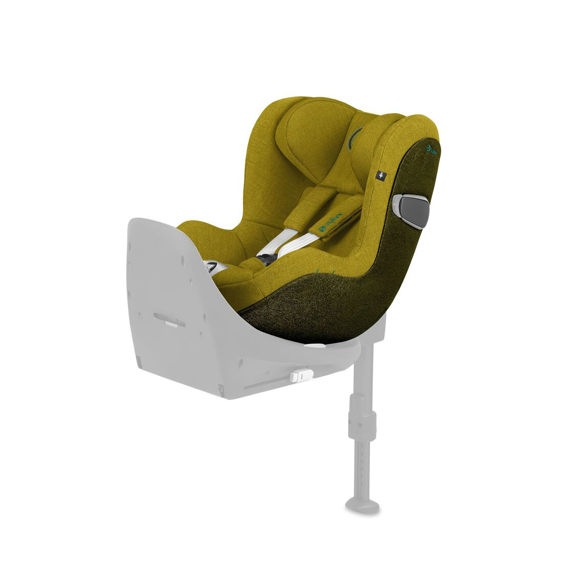 CYBEX Sirona Z i-Size - Mustard Yellow Plus in Mustard Yellow Plus large image number 1