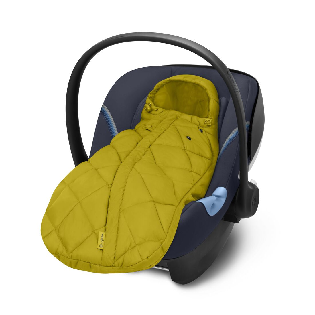 CYBEX Snogga Mini - Mustard Yellow in Mustard Yellow large Bild 2