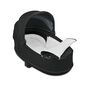 CYBEX Priam Lux Carry Cot - Deep Black in Deep Black large image number 3 Small