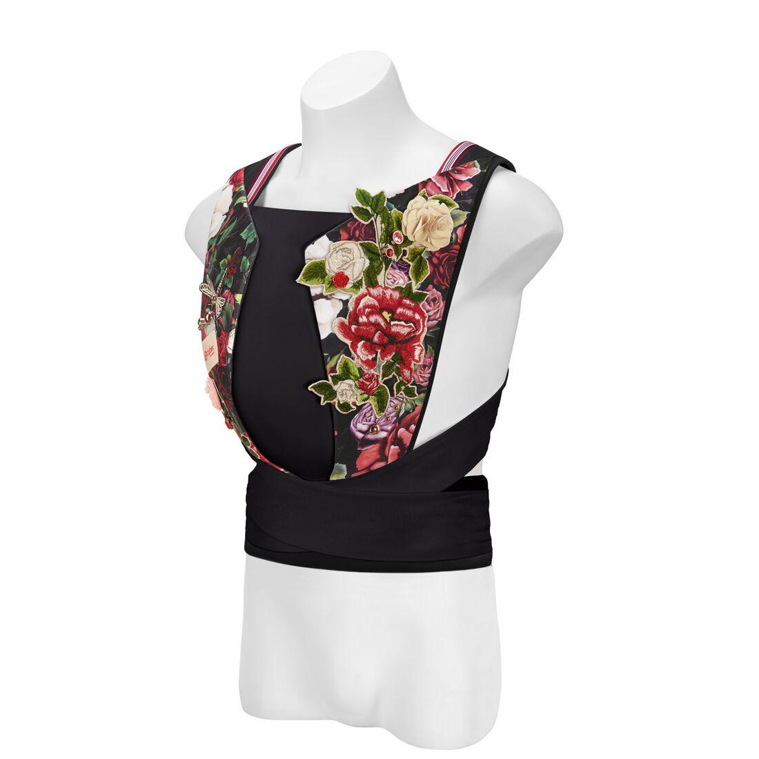 CYBEX Yema Tie - Spring Blossom Dark in Spring Blossom Dark large image number 2