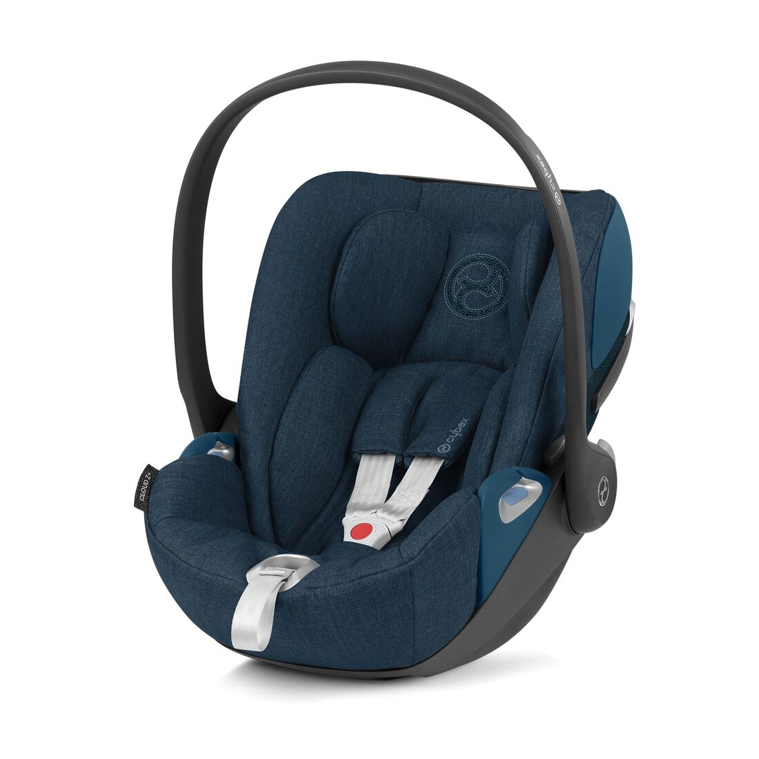 CYBEX Cloud Z i-Size - Mountain Blue Plus in Mountain Blue Plus large image number 2