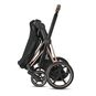 CYBEX e-Priam Frame - Rosegold in Rosegold large image number 7 Small