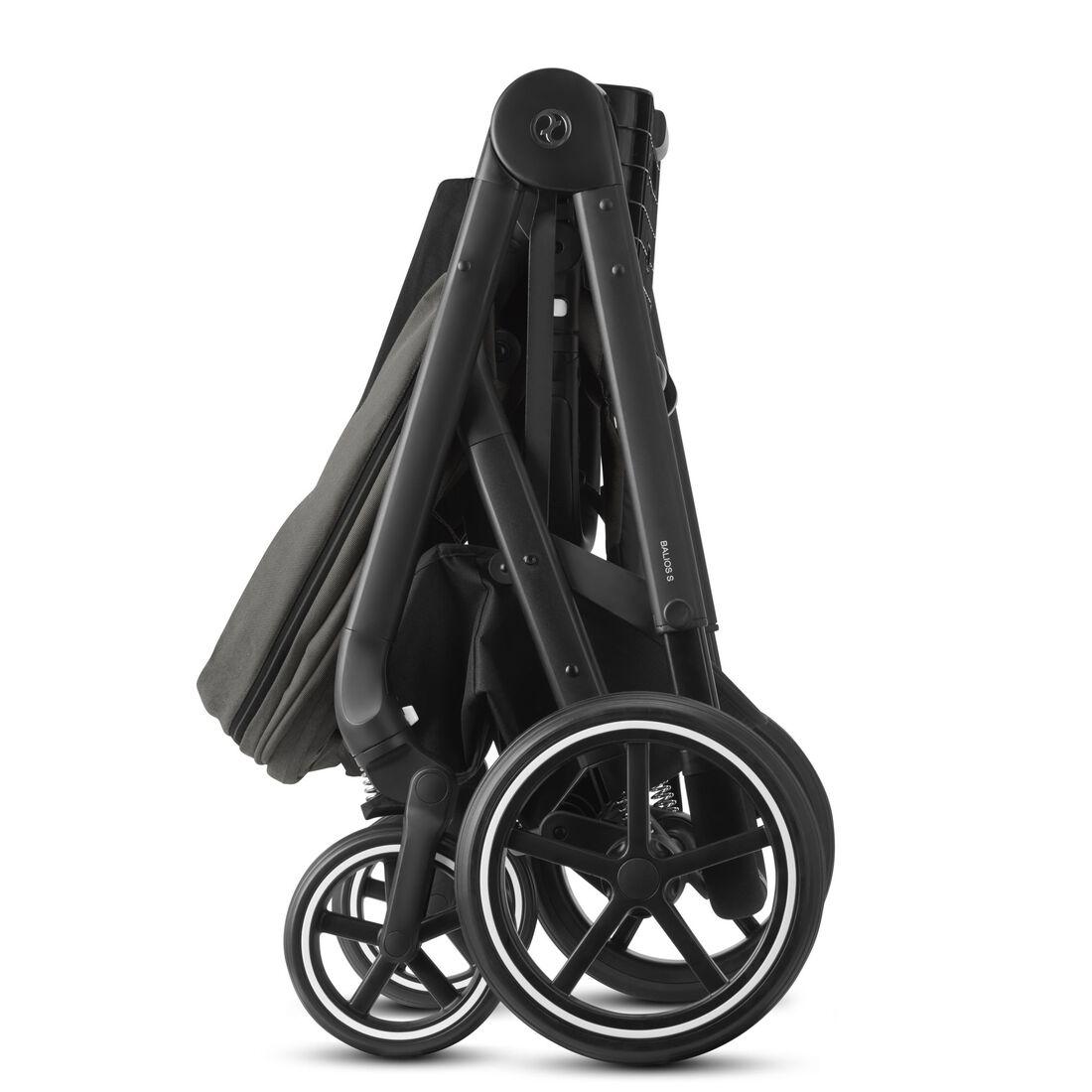 CYBEX Balios S Lux - Soho Grey (Black Frame) in Soho Grey (Black Frame) large image number 7