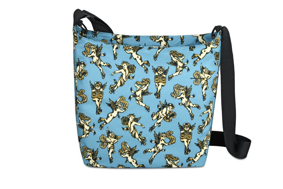 CYBEX Changing Bag Jeremy Scott - Cherubs Blue in Cherubs Blue large image number 3