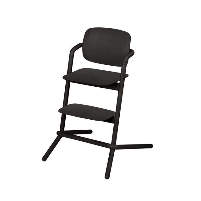 Lemo Chair - Infinity Black (Wood)