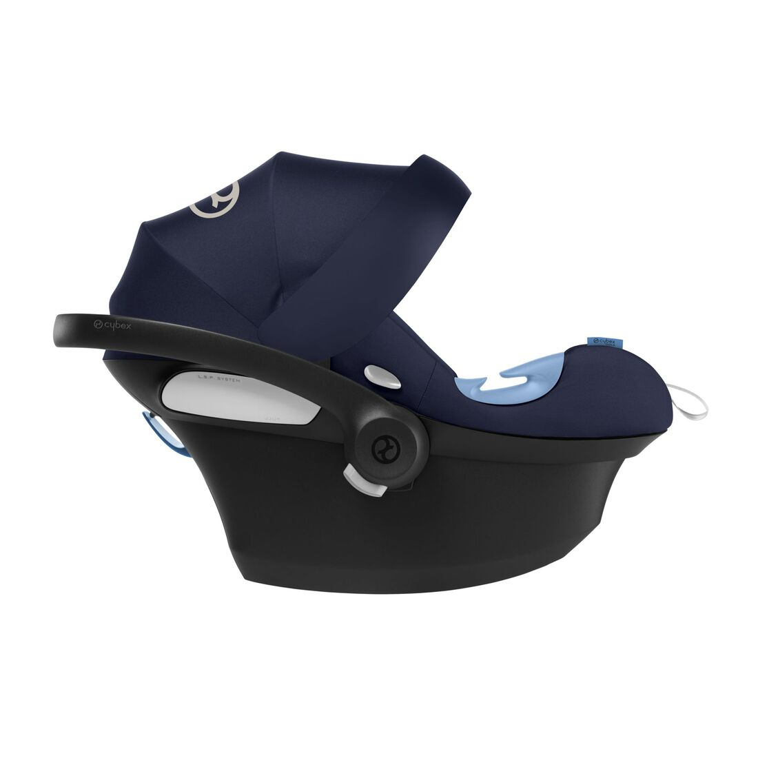 CYBEX Aton M i-Size - Navy Blue in Navy Blue large Bild 6