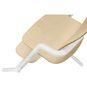 CYBEX Lemo Hochstuhl - Porcelaine White (Wood) in Porcelaine White (Wood) large Bild 4 Klein