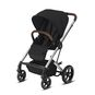 CYBEX Balios S Lux - Deep Black (Silver Frame) in Deep Black (Silver Frame) large image number 1 Small