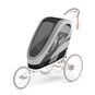 CYBEX Zeno Seat Pack - Medal Grey in Medal Grey large image number 1 Small