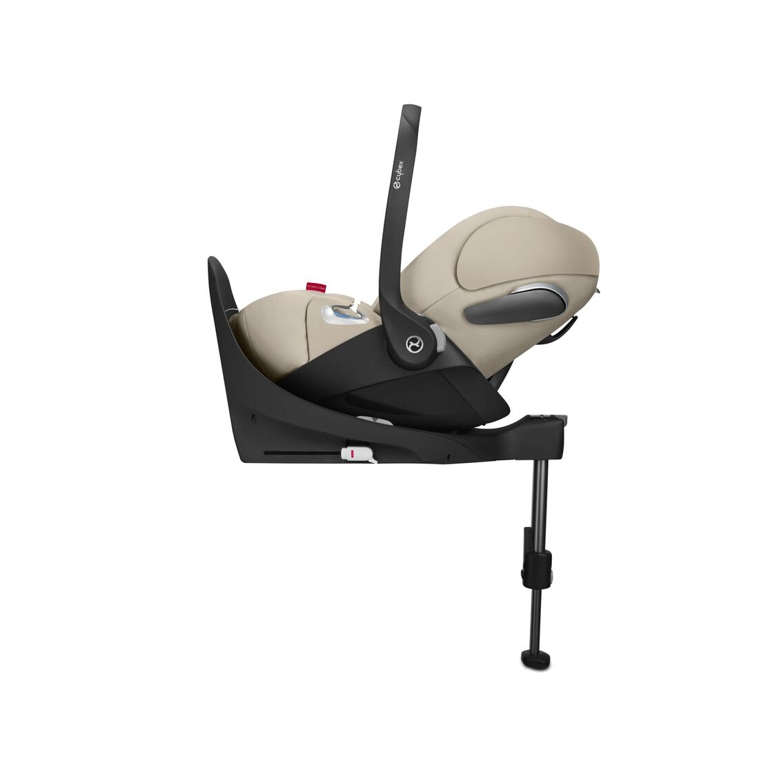 CYBEX Cloud Z i-Size - Ferrari Silver Grey in Ferrari Silver Grey large Bild 5