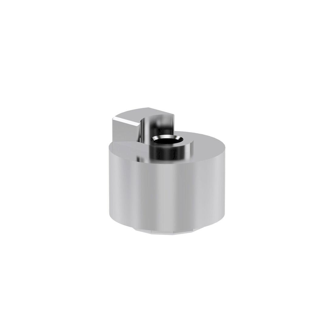 CYBEX Abstandshalter für Schnellspannachsen  13 mm in Silver - 13mm large Bild 1