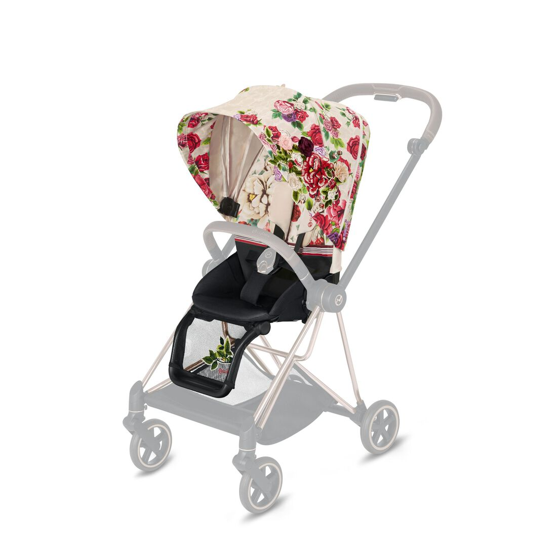 CYBEX Mios Seat Pack - Spring Blossom Light in Spring Blossom Light large image number 1