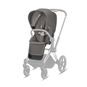 CYBEX Priam Seat Pack - Soho Grey in Soho Grey large image number 1 Small