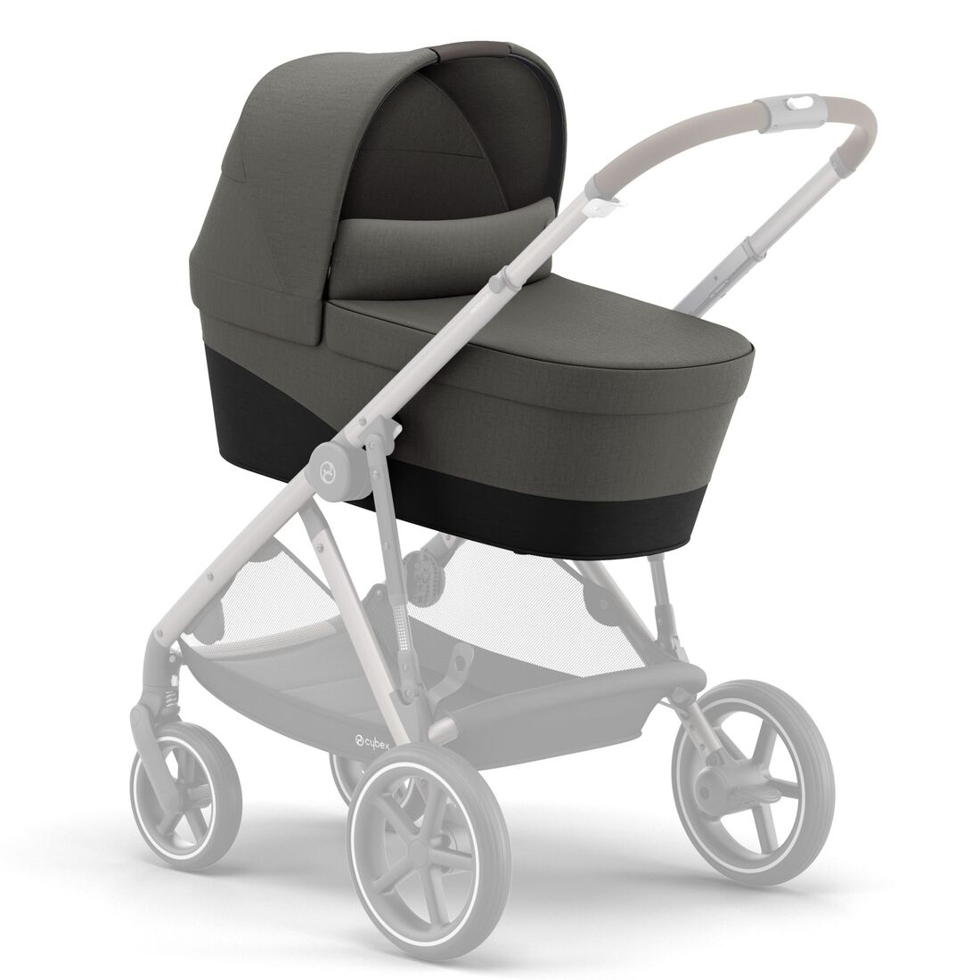 CYBEX Gazelle S Cot - Soho Grey in Soho Grey large Bild 5