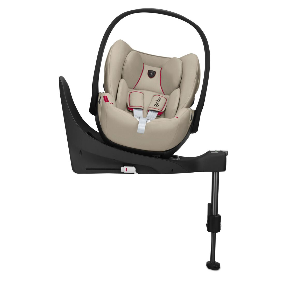 CYBEX Cloud Z i-Size - Ferrari Silver Grey in Ferrari Silver Grey large Bild 6