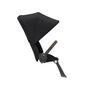 CYBEX Gazelle S Seat Unit - Deep Black (Taupe Frame) in Deep Black (Taupe Frame) large image number 2 Small