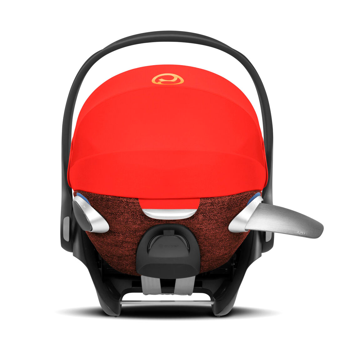 CYBEX Cloud Z i-Size Car-Seat in Autumn Gold Bild 6