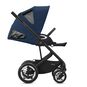 CYBEX Talos S Lux - Navy Blue (Black Frame) in Navy Blue (Black Frame) large image number 4 Small
