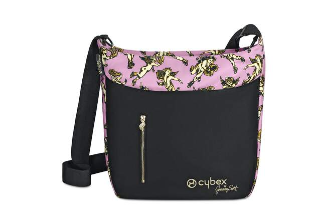 Wickeltasche Jeremy Scott - Cherubs Pink