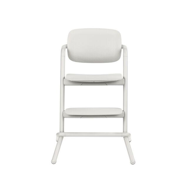 Lemo Chair - Porcelaine White (Plastic)