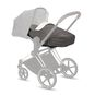 CYBEX Lite Cot - Soho Grey in Soho Grey large image number 1 Small