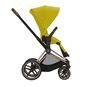 CYBEX Priam Seat Pack - Mustard Yellow in Mustard Yellow large image number 3 Small