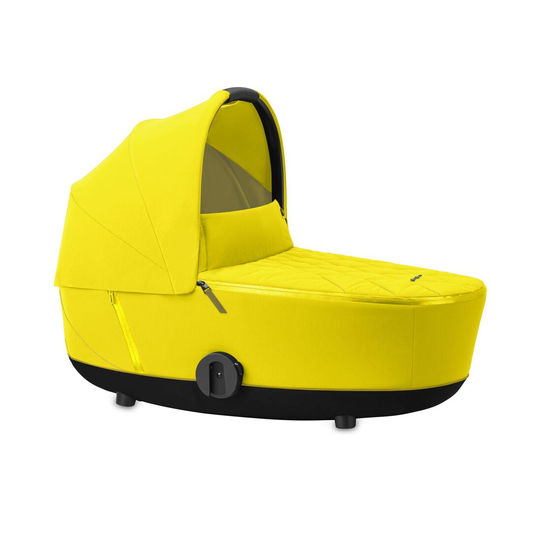 CYBEX Mios Lux Carry Cot - Mustard Yellow in Mustard Yellow large image number 1