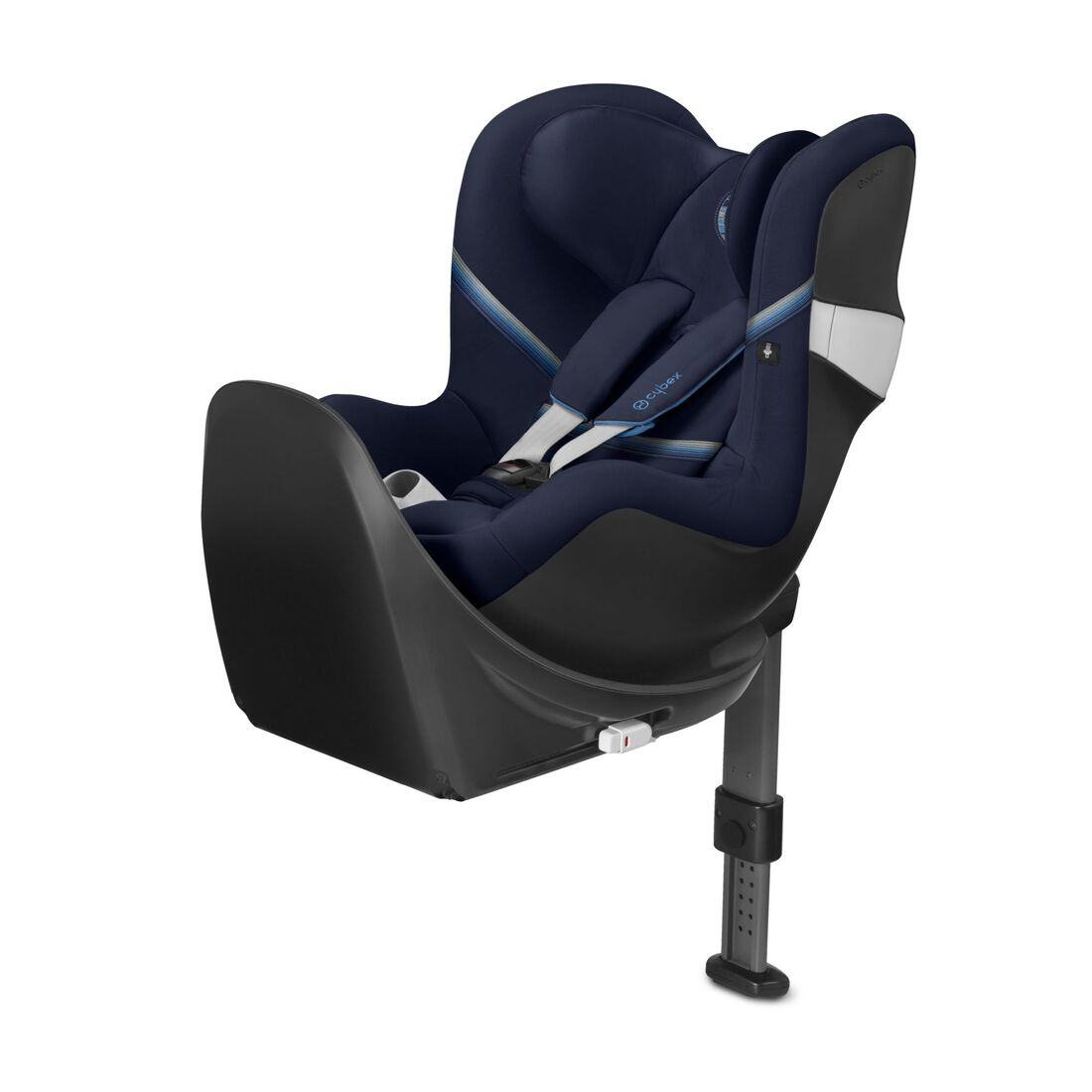 CYBEX Sirona M2 i-Size and Base M - Navy Blue in Navy Blue large image number 1