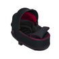 CYBEX Priam Lux Carry Cot - Ferrari Victory Black in Ferrari Victory Black large image number 2 Small