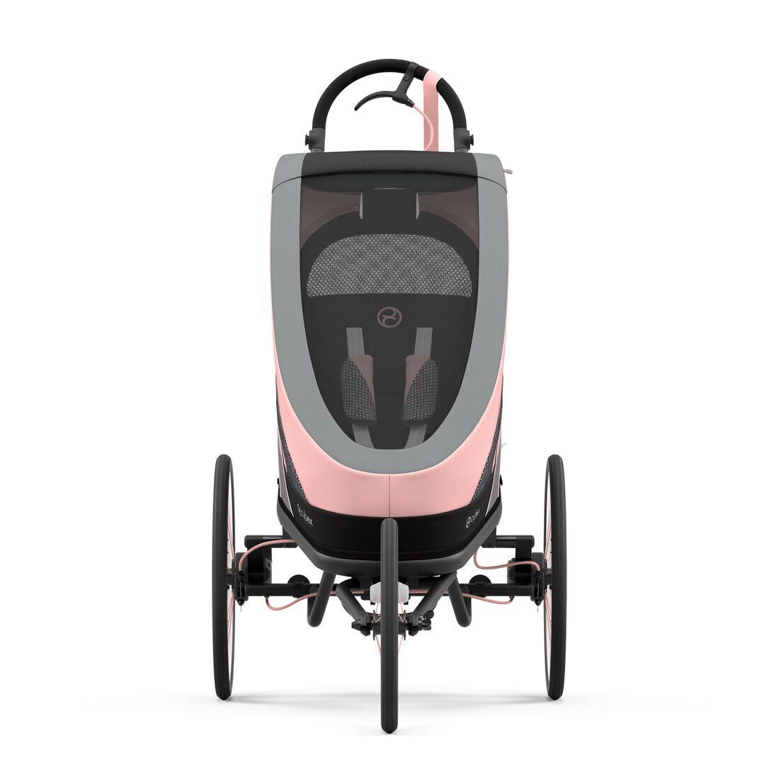 CYBEX Zeno Rahmen - Schwarz mit pinken Details in Black With Pink Details large Bild 3