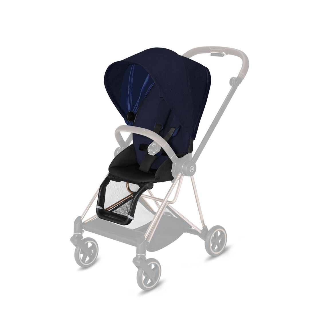 CYBEX Mios Seat Pack - Midnight Blue Plus in Midnight Blue Plus large image number 1