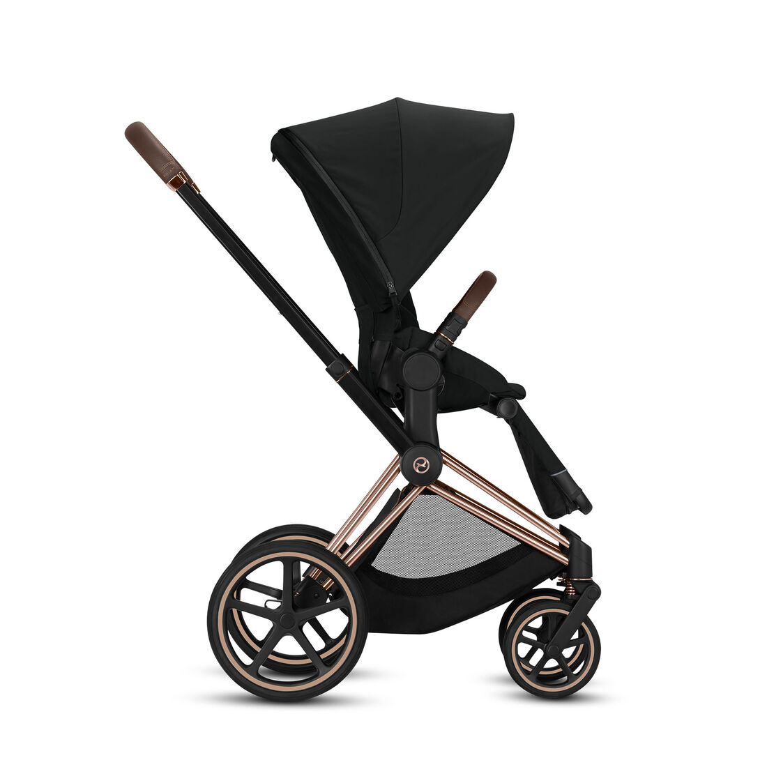 CYBEX Priam Frame - Rosegold in Rosegold large image number 6