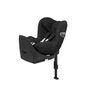 CYBEX Sirona Z i-Size - Deep Black in Deep Black large image number 3 Small