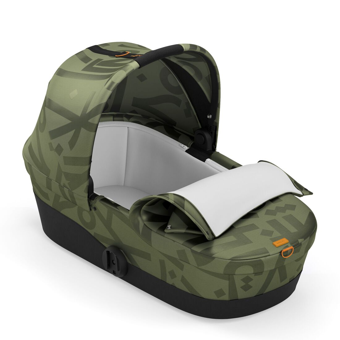 CYBEX Melio Cot - Olive Green in Olive Green large image number 3