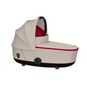 CYBEX Mios Lux Carry Cot - Ferrari Silver Grey in Ferrari Silver Grey large image number 1 Small