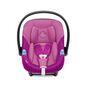 CYBEX Aton M i-Size - Magnolia Pink in Magnolia Pink large image number 2 Small